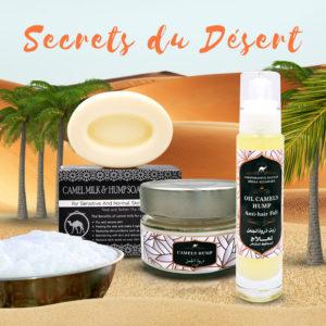Secrets du désert