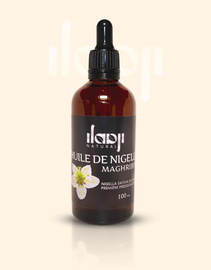 huile de nigelle première pression à froid